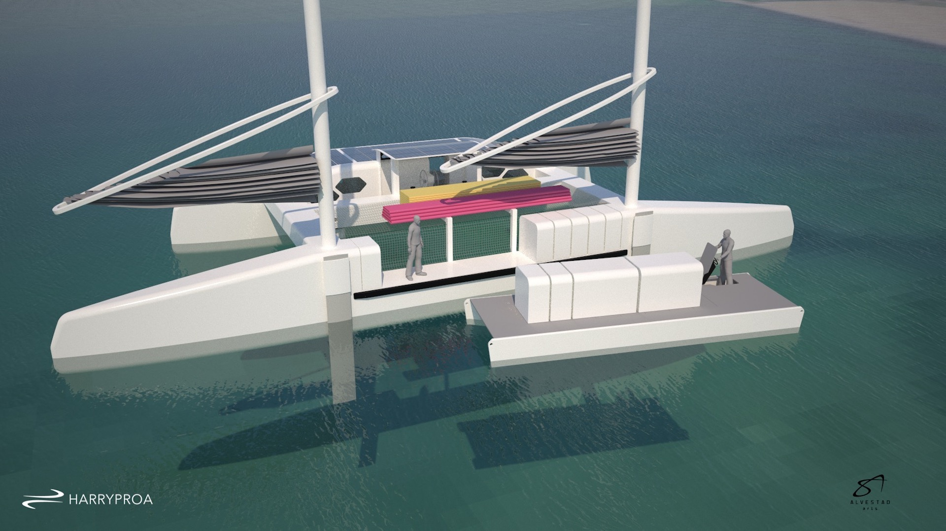 Cargo Ferry – HARRYPROA